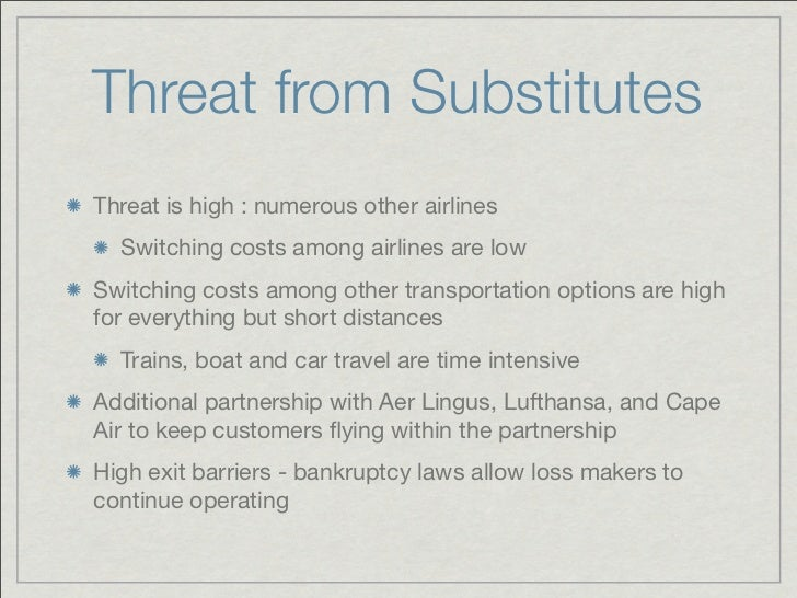 The Beauty Of Boeing, According To Michael Porter's 5 Forces