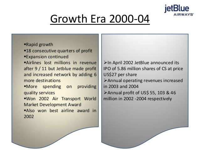 Easy Cover Letter Creator Case Study For Jetblue Airways