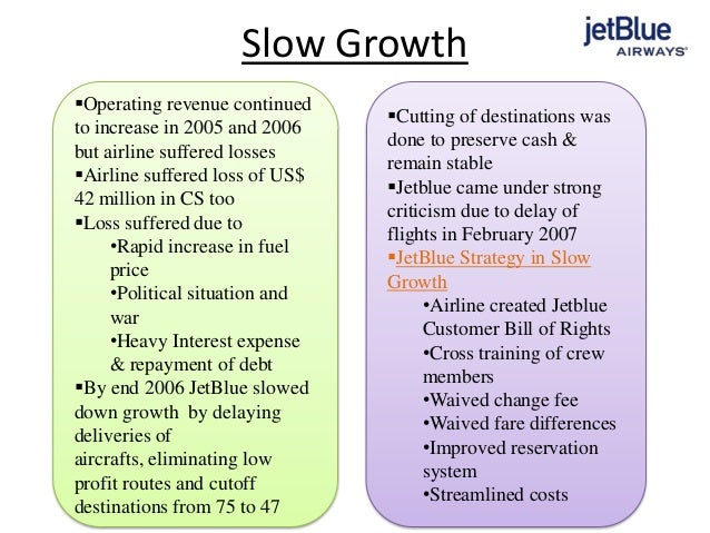 Jetblue airways starting from scratch essay writing