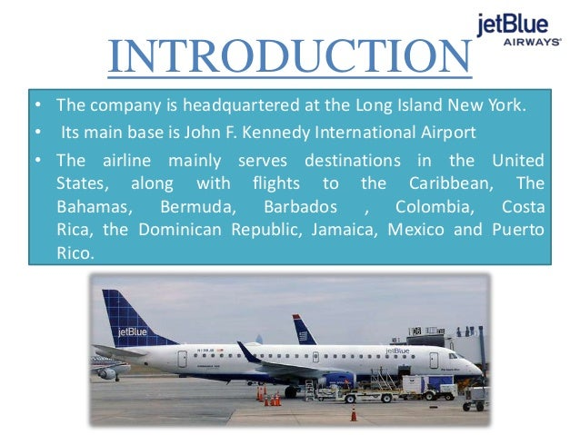 jetblue introduction