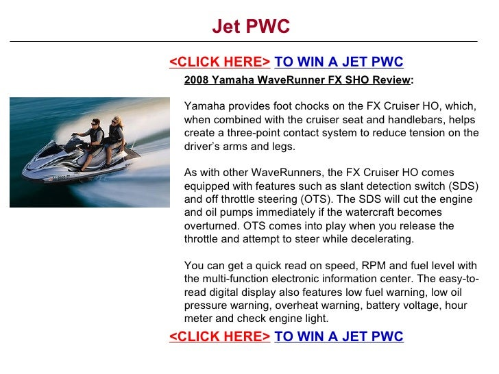 Jet PWC