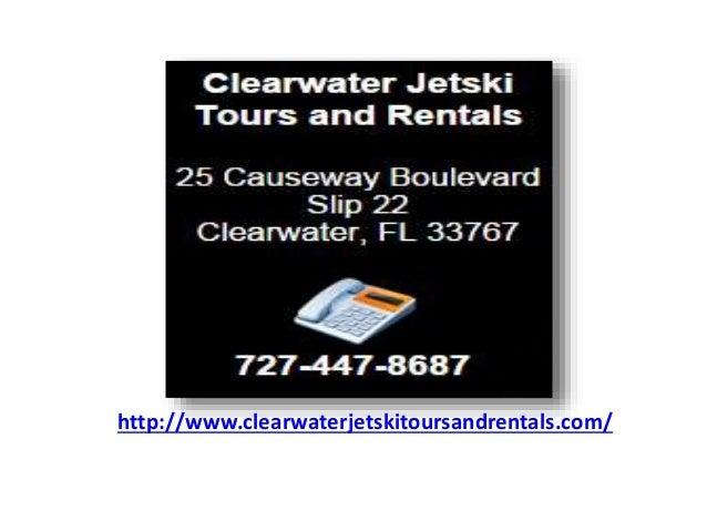 Jet Ski Rentals Clearwater Florida