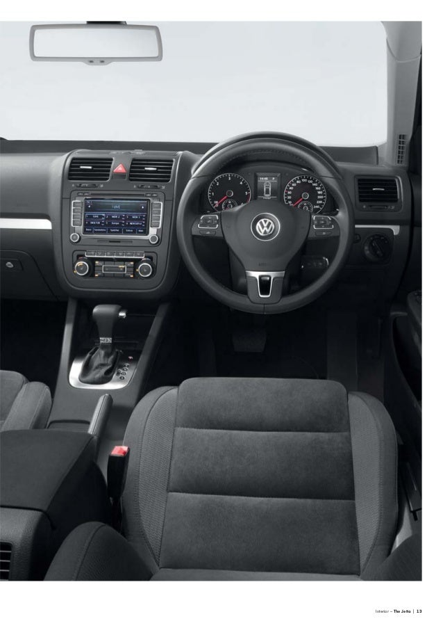 Interior U2013 The Jetta | 13 ...