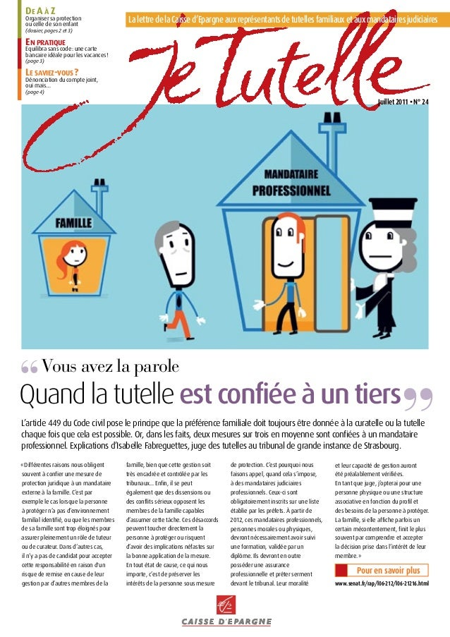 www.senat.fr/rap/l06-212/l06-21216.html De A à Z Organiser sa protection ou celle de son enfant (dossier, pages 2 et 3) En...
