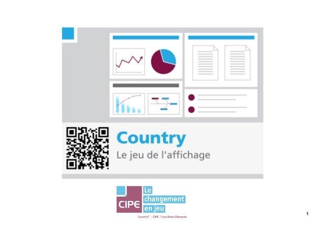 Country® - CIPE, Tous Droits Réservés1