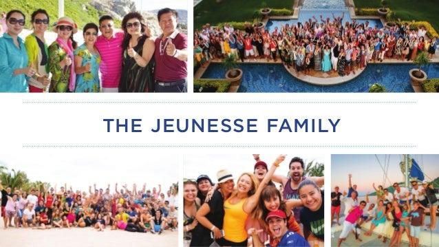 Jeunesse Business Opportunity Presentation Slide 3