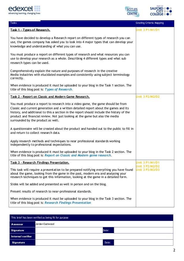 Je unit3 y1 assignment brief Slide 2