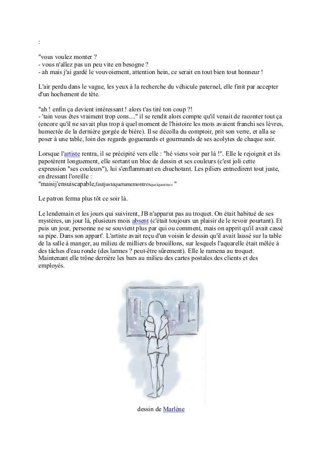 Jeux D Ecriture Et Menues Historiettes