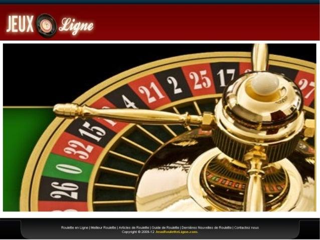 La RouletteTout le monde s'accorde sur le fait que la roulette est le symbole du casino, elle a quelquechose de glamour. Q...
