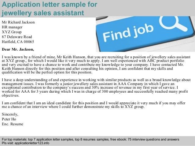 Internal Application Letter Cover Letter