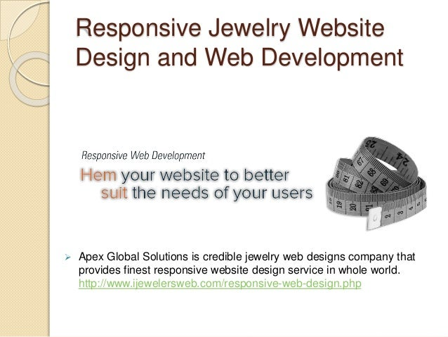 Jewelry Website Design and SEO Services for Jewelry Websites