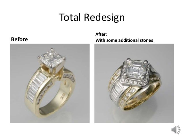 redesign original rings ring redesigned wedding engagement