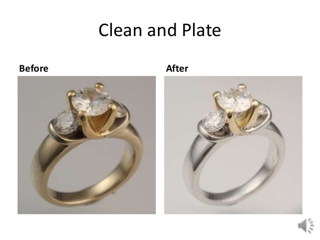 Clean And Plate Before After ...