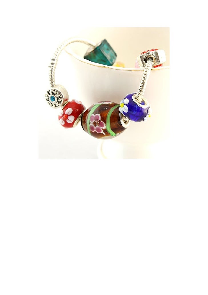Jewelry market   make a fashion statement with little costs Slide 2