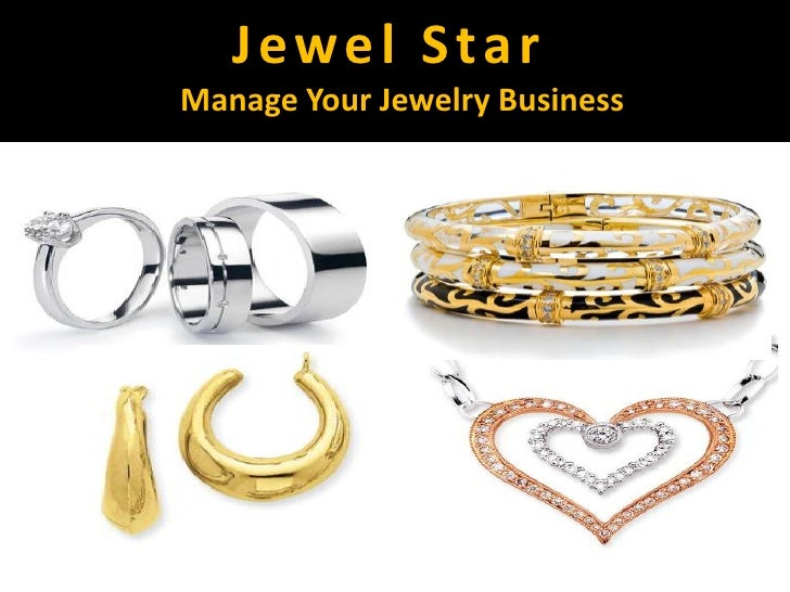 Jewel Star<br />Manage Your Jewelry Business<br />