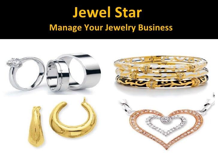 Jewel Star Manage Your Jewelry Business