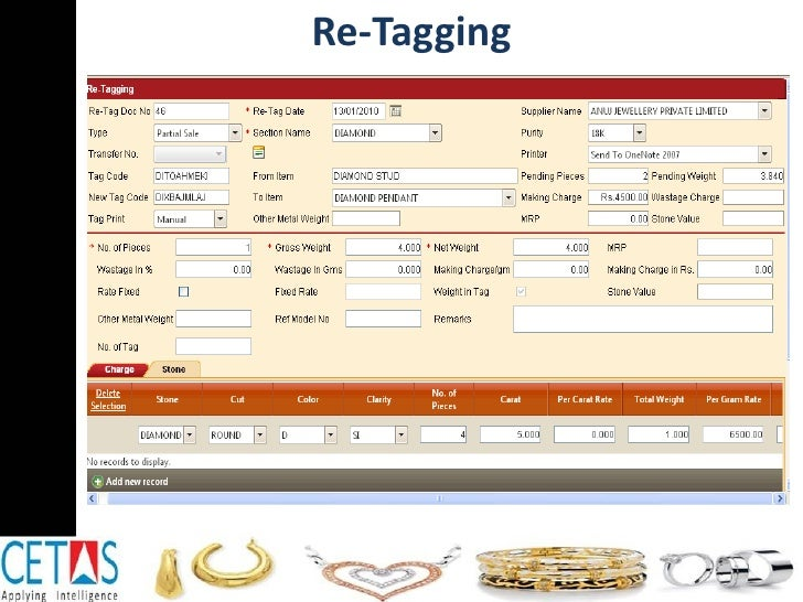Re-Tagging