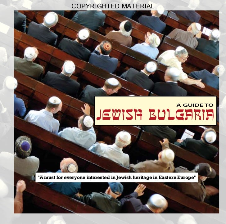 COPYRIGHTED MATERIAL                                                            A GUIDE TO                         Jewish ...