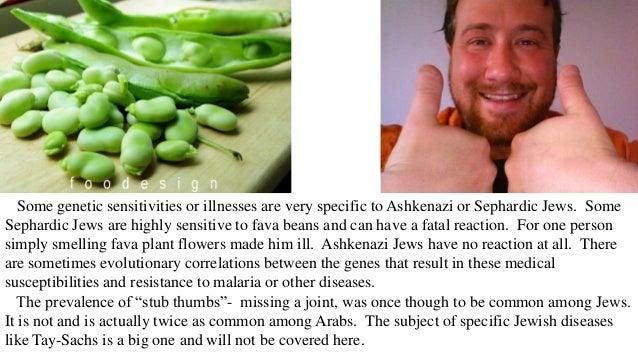 Jew Detector: Jewish Genetics