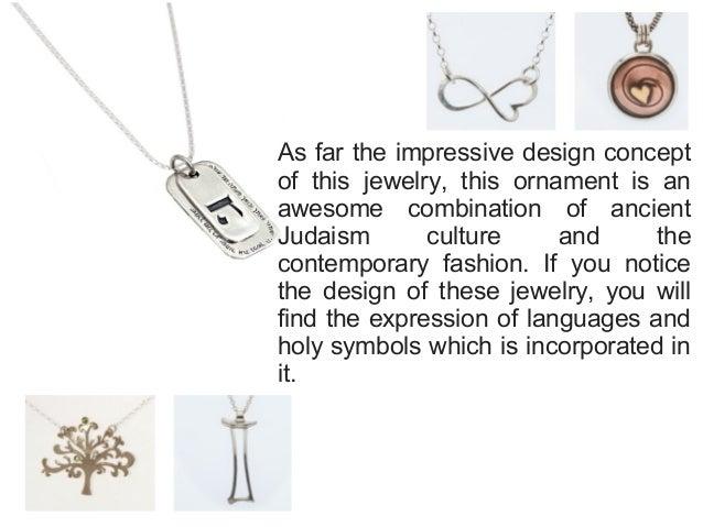 Jewish Jewelry To Bring Spiritual Feeling