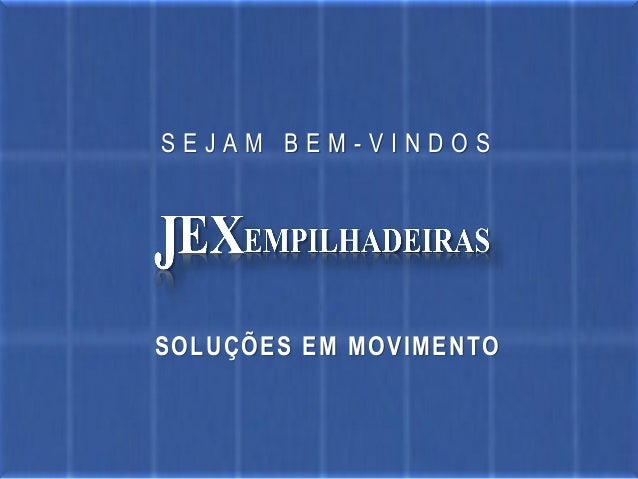 SEJAM BEM-VINDOSS O L U Ç Õ E S E M M O V I M E N TO