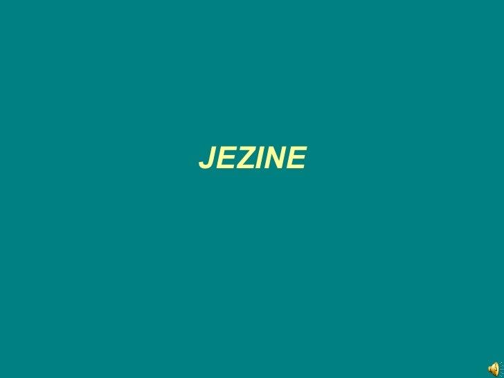 JEZINE