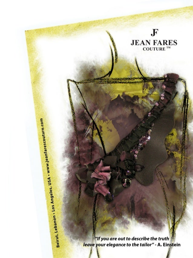 Jean Fares Couture