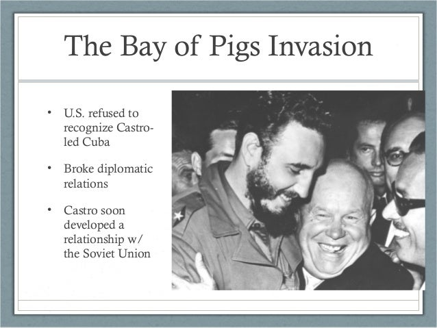 an analysis of the bay of pigs invasion The bay of pigs invasion a case study in foreign policy decision-making by amaury murgado ba columbia college, 2003 a thesis submitted in partial fulfillment of the requirements.