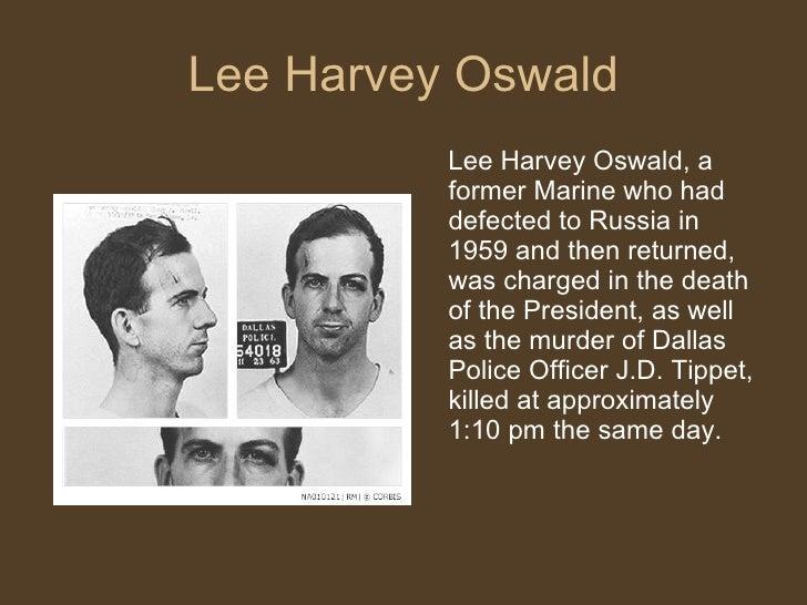 Lee Harvey Oswald Bullet