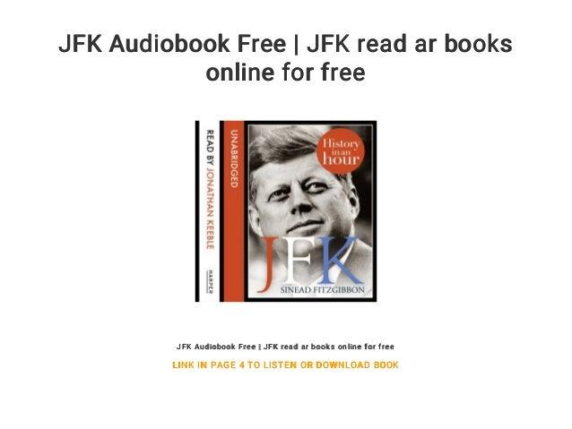 jfk history in an hour fitzgibbon sinead