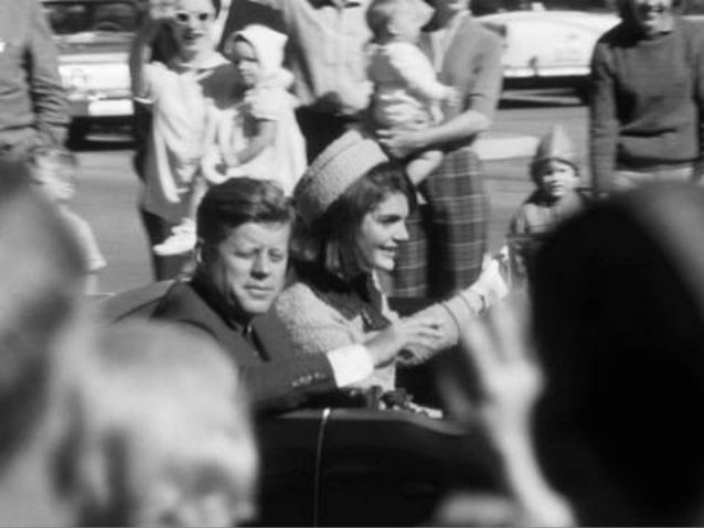 Frame 161 from Abraham Zapruder's 8mm film of JFK's assassination, Dallas, Texas, Nov. 22, 1963. Zapruder Film © 1967 (ren...