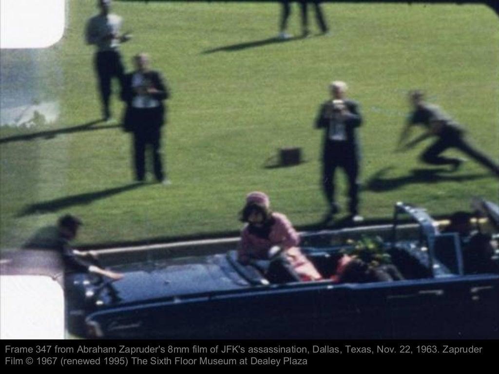 Who Killed Kennedy ? - Matthew Smith