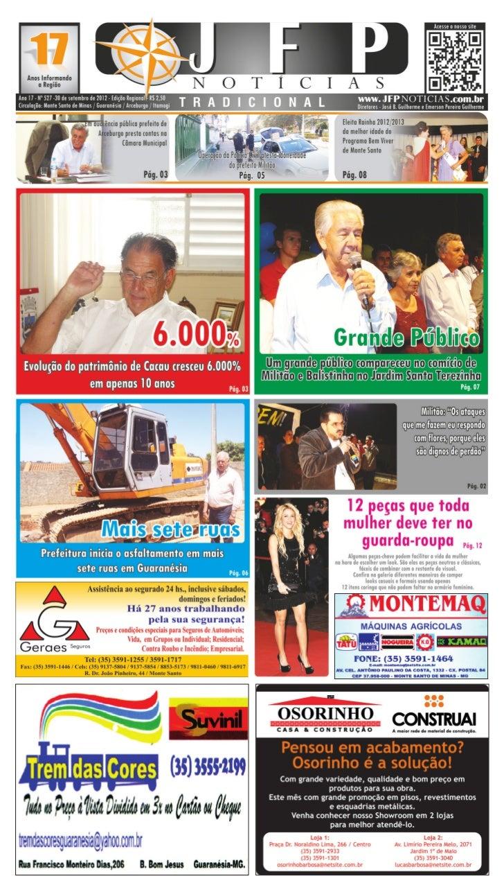 02                                         30 de setembro de 2012                         Política                        ...