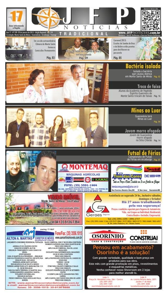 VENDO IMÓVEL                                     Monte Santo de Minas - Vila Pádua.                               Área de ...