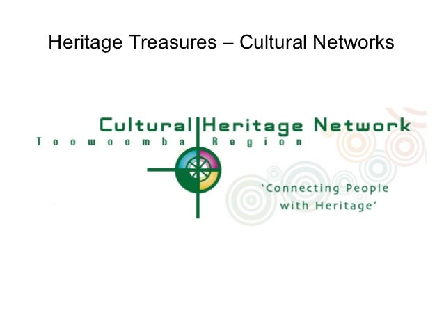 Heritage Treasures – Cultural Networks