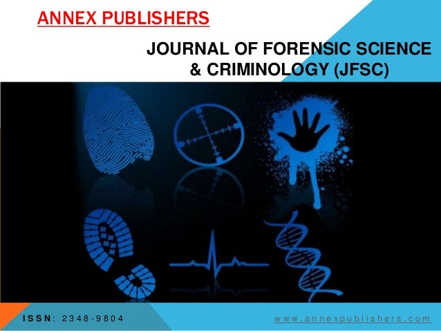 what is forensic science and its relationship to bioinformatics