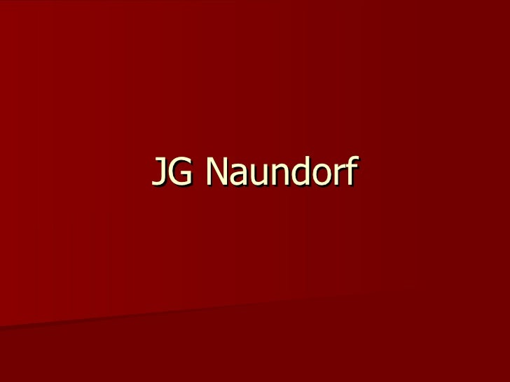 JG Naundorf
