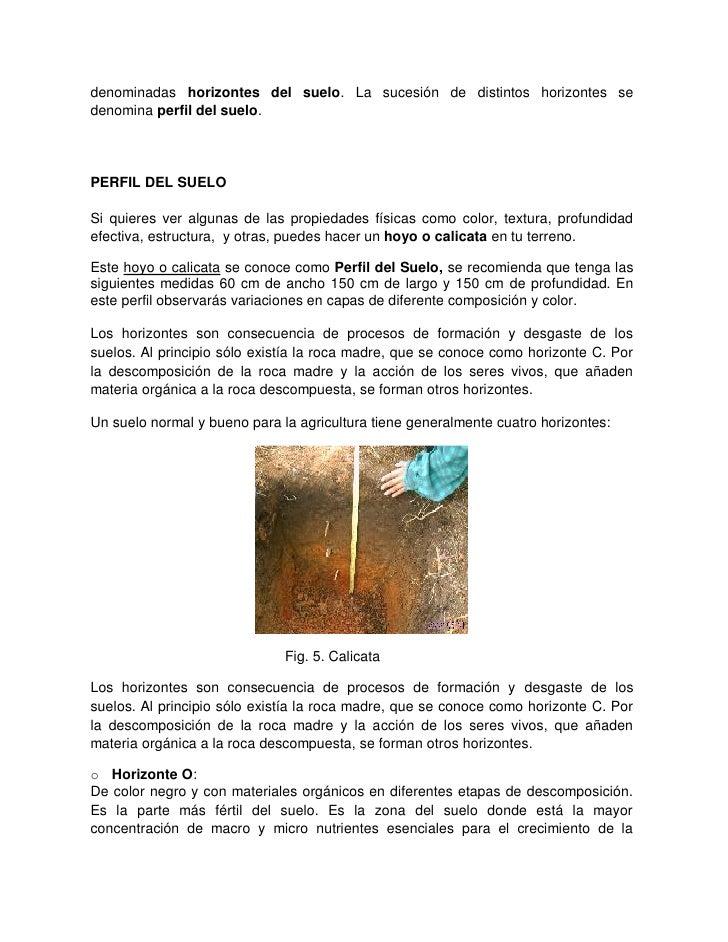Joguitopar propiedades f sicas del suelo for Perfil del suelo wikipedia