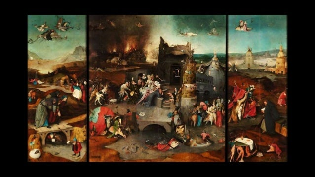 Jheronimus Bosch, follower of Christ in Limbo. Christ aux Limbes 1575 Indianapolis Museum of Art an eccentric, fantastical...