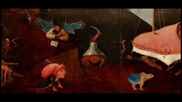 Jheronimus Bosch's inverted funnel