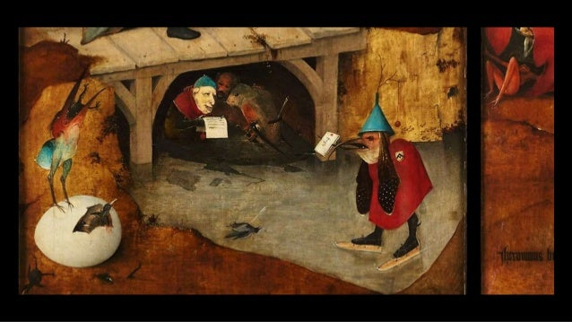 Jheronimus Bosch, workshop or follower of The Extraction of the Stone of Madness. L'Extraction de la pierre de folie 1501-...