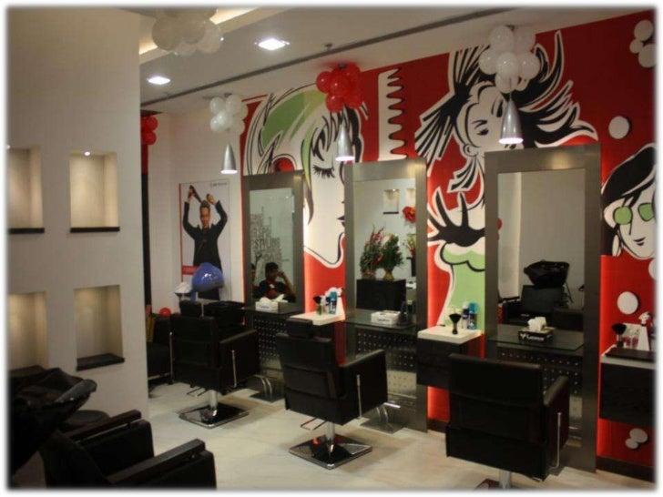Jawed Habib Hair & Beauty Salon presentation