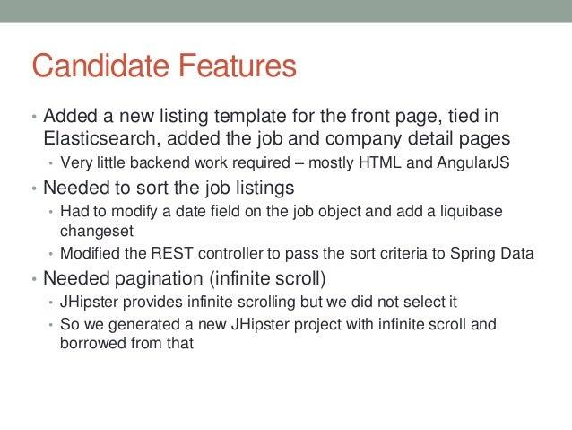 Job Listing Template. job classifieds joomla template joomla ...