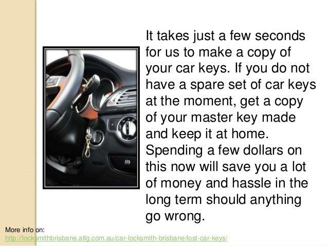where can i make a copy of a key car