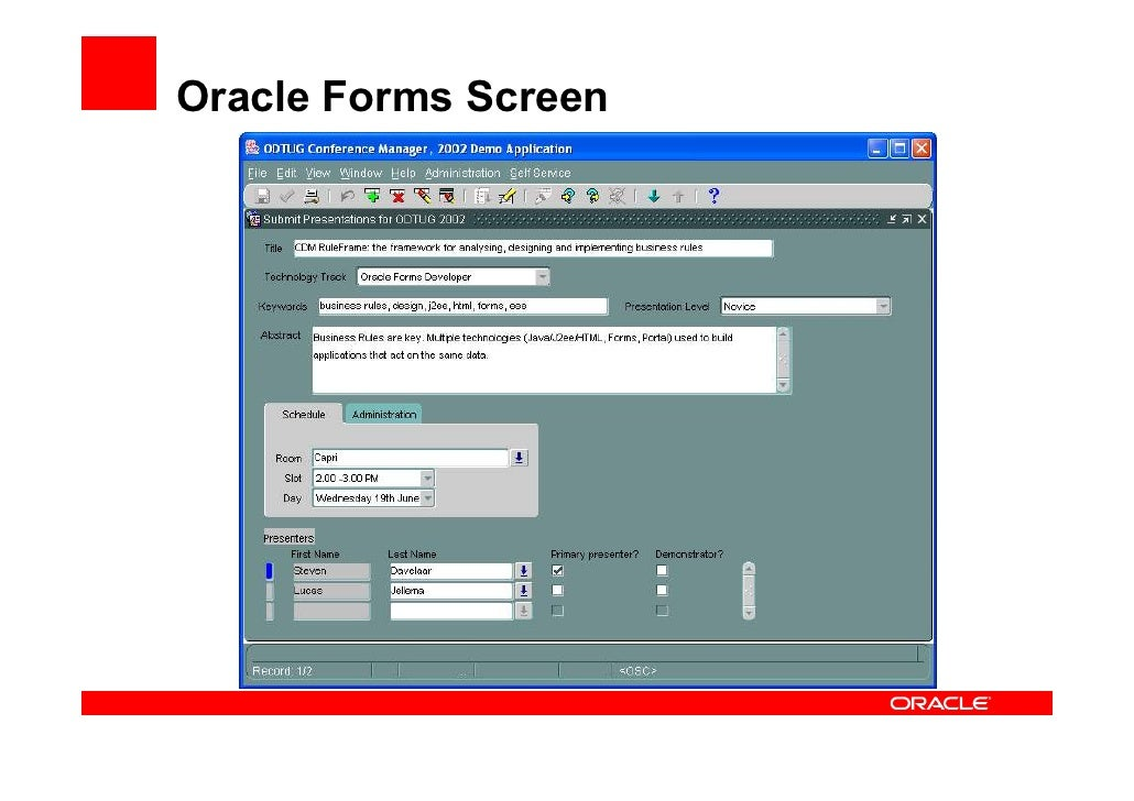 Oracle forms and reports 10g download