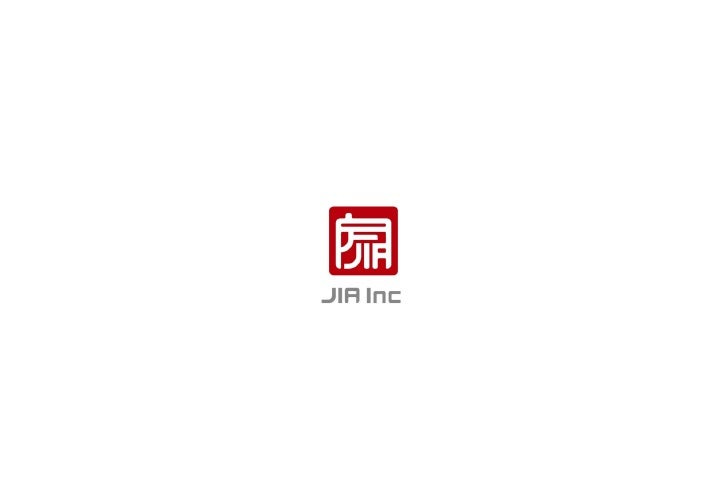 Across theboundaries oftradition andmodernity____________________________JIA Inc. continuously attempts tostrike a balance...