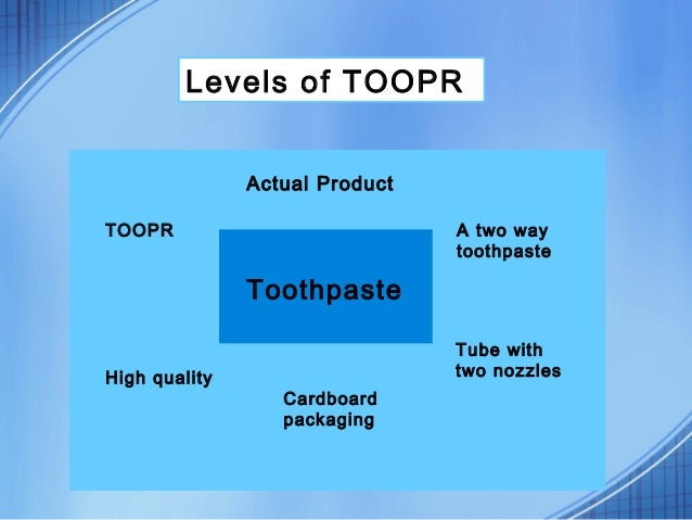 toothpaste marketing plan Learn to balance marketing strategy and tactics  every current arm & hammer  product, from toothpaste to cat litter, originated from that strategy of finding new.