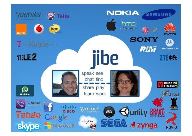 Mobile Future Craig Marschall Nicholls Jibe Mobile