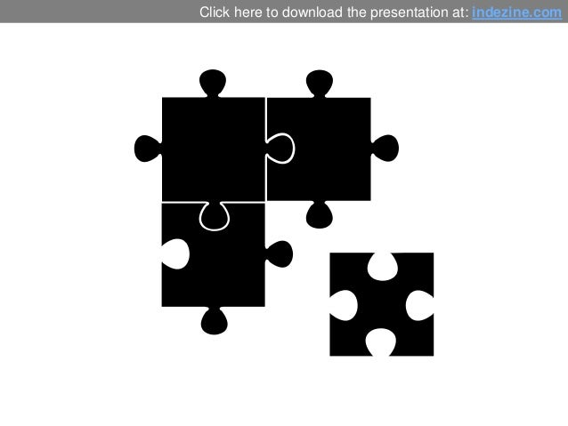 Jigsaw Graphics for PowerPoint - 01