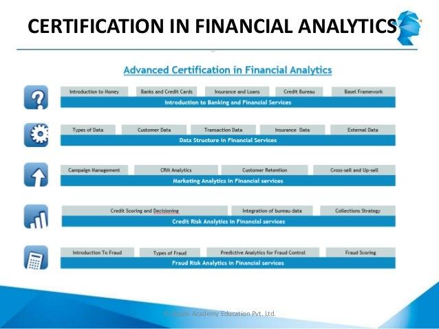Jigsaw academy financial analytics course